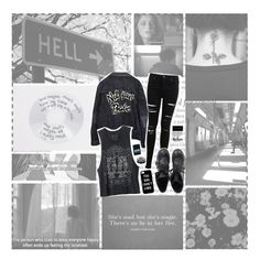 """""""She used to be the sweetest girl."""" by bia-jhulya on Polyvore"""