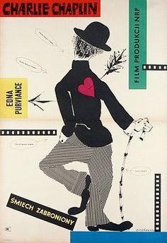 Polish film poster C