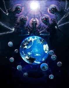Joe Rogan: Aliens na Invisibilidade, os Nossos Sonhos Ocorrem em Outras Dimensões