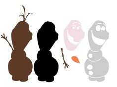 FREE olaf .svg file that I created.