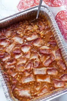 Easy Smoker Baked Beans with Bacon Baked Beans on the smoker is an easy side dish for all your spring and summer barbecues! Topped with bacon, this classic recipe is the BEST and is the perfect pair to your smoked meat. Smoker Grill Recipes, Smoker Cooking, Grilling Recipes, Electric Smoker Recipes, Smoker Cookbook, Grilling Ideas, Bbq Grill, Traeger Recipes, Bacon