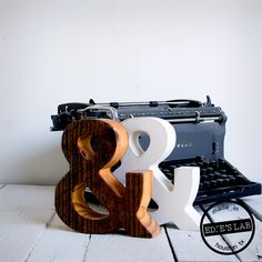 Who doesn't need an ampersand for their desk? $35