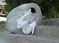 Agnes Nedregard, Egg, 2010 Garden Sculpture, Ballet Shoes, Egg, Easter, Artist, Artwork, Ballet Flats, Eggs, Work Of Art