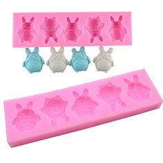 Lychee 3D Cute Totoro Silicone Mold Tray Ice Cube Cake Cupcake Candy Chocolate DIY >>> Details can be found by clicking on the affiliate link Amazon.com.