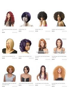 Synthetic Lace Front Wigs, Synthetic Wigs, Human Hair Wigs, Wig Hairstyles, Tangled, Hair Extensions, Blog, Beautiful, Weave Hair Extensions