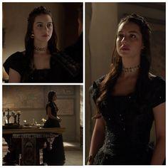 Mary's Black Dress 2x20: Fugitive