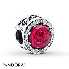 Design your own photo charms compatible with your pandora bracelets. Belle Enchanted Rose Sparkling Charm by PANDORA Pandora Bracelets, Pandora Jewelry, Charm Jewelry, Charm Bracelets, Pandora Accessories, Pandora Beads, Pandora Rings, Fashion Accessories, Fashion Jewelry