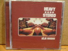 HEAVY STEREO. DÉJÀ VOODOO. CD / CREATION RECORDS - 1996. 12 TEMAS. CALIDAD LUJO. DIFÍCIL.