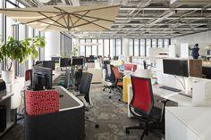 Galería de Oficina en Osaka Nikken Space Design / Nikken Space Design - 6