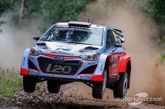 Daniel Sordo and Marc Marti, Hyundai i20 WRC, Hyundai Motorsport at Rally Australia - WRC Photos