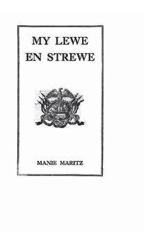 Geni - In Theron se Verkenners Korps - Hoofstuk IV uit My Lewe en Strewe - Manie Maritz.pdf (relating his stint with Danie Theron's scouts)