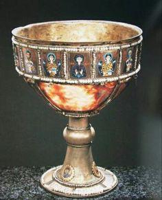 Tesoro di San Marco. calice di Romano II. 959- 963