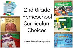 2nd grade homeschool curriculum choices: Recommendations for a gifted child with ADHD.