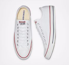 Chuck Taylor All Star Optical White Low Top Shoe