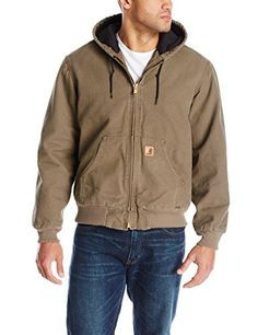 BESTSELLER! Carhartt Men's Quilted Flannel Lined... $79.99