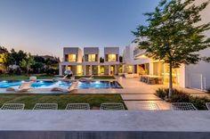 Engineering Daily Originally Designed Cubes House in Ramot HaShavim, Israel