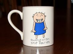 Dreamy-dream-dream mug...