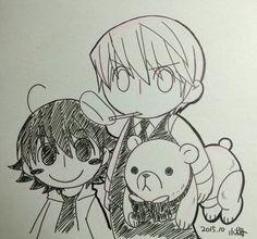 Usami Akihiko x Takahashi Misaki (Junjou Romantica)