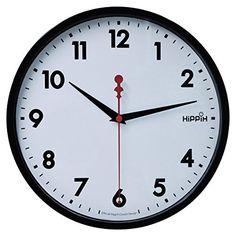 La Crosse Technology WT-8005U - 9 in. Digital Atomic Wall Clock ...