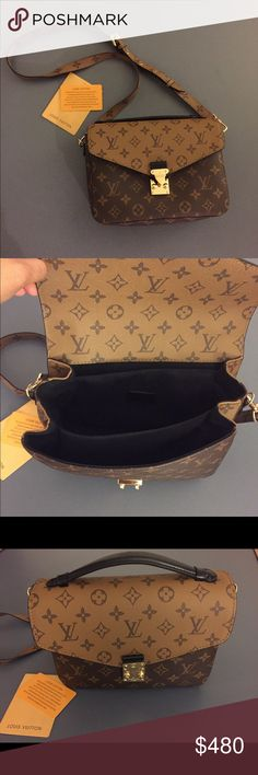 New bag Cross body bag , 1:1 mirror quality only comment If really interested! Louis Vuitton Bags