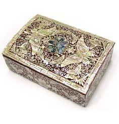 mother of pearl box - Google Search