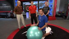 Masters Champion Adam Scott and his trainer David Darbyshire show off some of the stretches that they do to stay limber. Watch Titleist Performance Institute on Golf Channel.