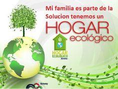 """Hogar Ecológico: """"La tierra no es la herencia de nuestros padres, s..."""