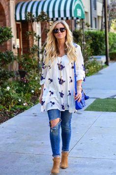 CALIFORNIA CASUAL   Elle Apparel by Leanne Barlow