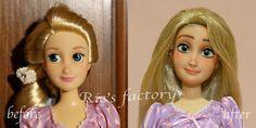 Rapunzel OOAK doll 3 | por Rie's factory*