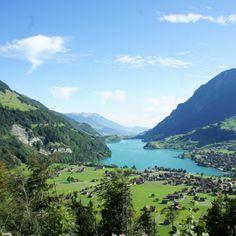 My absolute favorite place - Interlaken, Switzerland