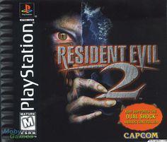 My favorite Resident evil game EVER! ''Resident Evil 2''