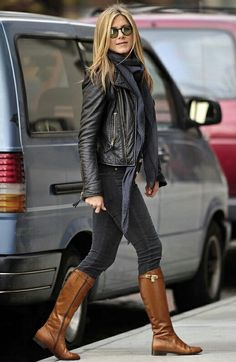 Fall style. LOVE LOVE LOVE the boots