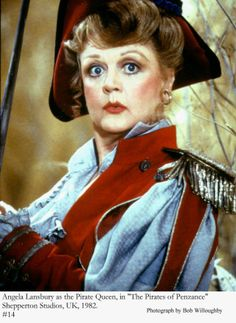 The perfect Angela Lansbury in one of my favorite roles of hers: Ruth from Pirates of Penzance. :)