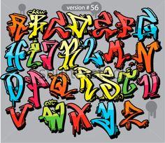 graffitis letras - Buscar con Google