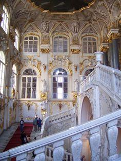 L'Hermitage, Saint Petersbourg