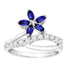 1 ct Created Blue & White Sapphire Flower Ring in 10K Whi... https://www.amazon.com/dp/B01AA667LO/ref=cm_sw_r_pi_dp_x_WvWYybPD8E77P