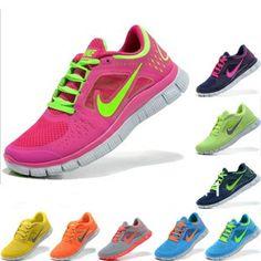 29,65 euro incl shipping Hot selling 2013 new women's Free run's+3.5 0 running shoes!High quality sneakers for women free shipping!