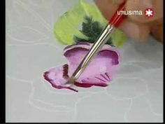 ▶ pintura flor.flv - YouTube