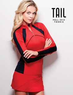 TAIL FALL 2014 TENNIS COLLECTION by Tail Activewear - issuu