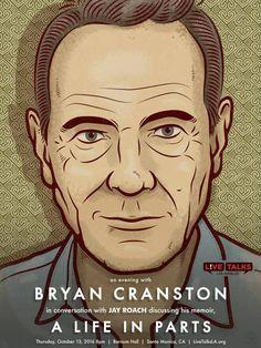 A life in parts. Dean Norris, Anna Gunn, Jonathan Banks, Bryan Cranston, Call Saul, Breaking Bad, Mad Men, Drama, Life