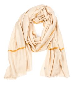 Cashmere pashmina scarf