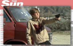 Justin Bieber toma tiro no peito, em episódio de CSI | S1 Noticias