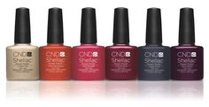 Our favourite is Rose Brocade. CND Folklore Collection AW14