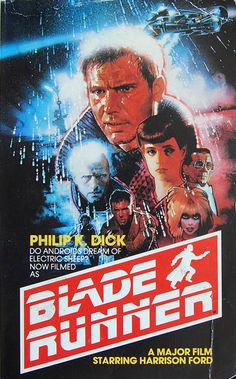 Blade Runner (Do Androids Dream of Electric Sheep) by Philip K. Dick (Granada:1982)