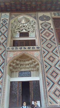 Sheki Khan's Palace, Sheki: Azerbaijan