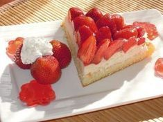 Jahodový koláč s mascarpone – potěšte své smysly…