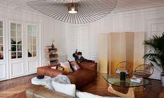 Salon Créateur Studio Garnier et Liner Appartement Paris Guillaume Garnier
