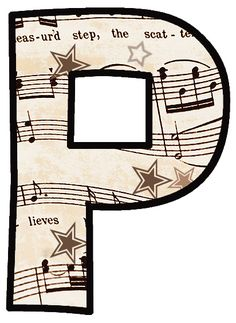Make it with this ready to print clip art - DIY  KEYWORDS:  music, flowers, beige, musical, music, notes, score, sign,...