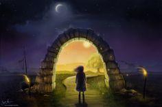 The Magic Gateway by Jeremiah Morelli