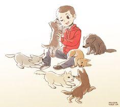 Teen Wolf - Derek Hale x Stiles Stilinski - Sterek Dylan O'brien, Teen Wolf Dylan, Teen Wolf Fan Art, Teen Wolf Ships, Tyler Hoechlin, Sterek Fanart, Wolf Stuff, Scott Mccall, Allison Argent